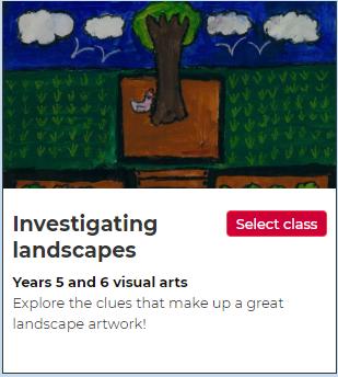 Investigating landscapes