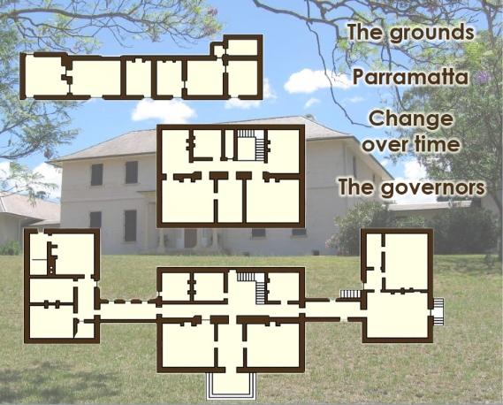Old Government House Parramatta virtual tour