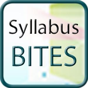 Syllabus bites logo